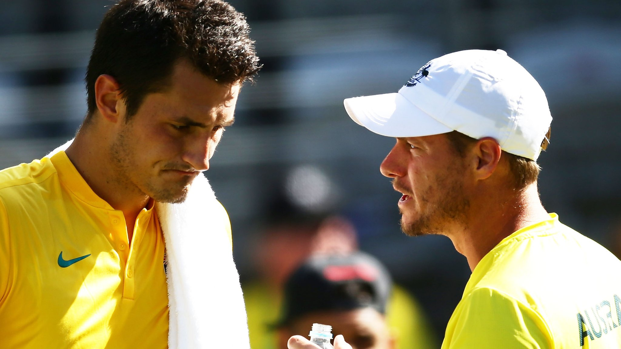 Tomic calls Hewitt 'liar' over threat and 'blackmail' claims