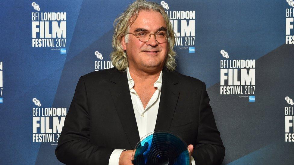 جائزة تكريمية خاصة للمخرج والمنتج، بول غرينغراس، عن مجمل مسيرته المهنية