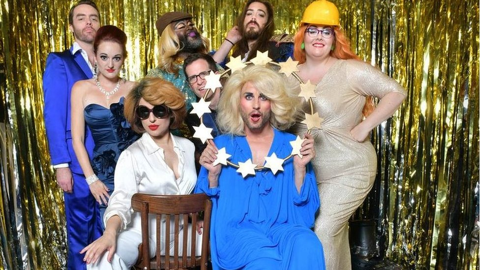 Why Brexit is getting laughs at the Edinburgh Fringe