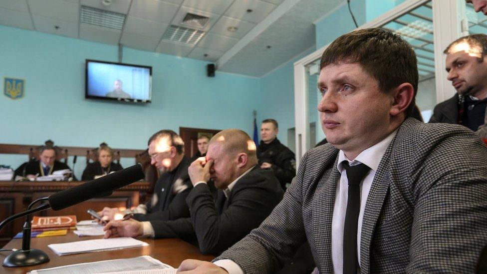 Суд відпустив архітекторів, яких підозрюють у підпалі споруди УПЦ МП