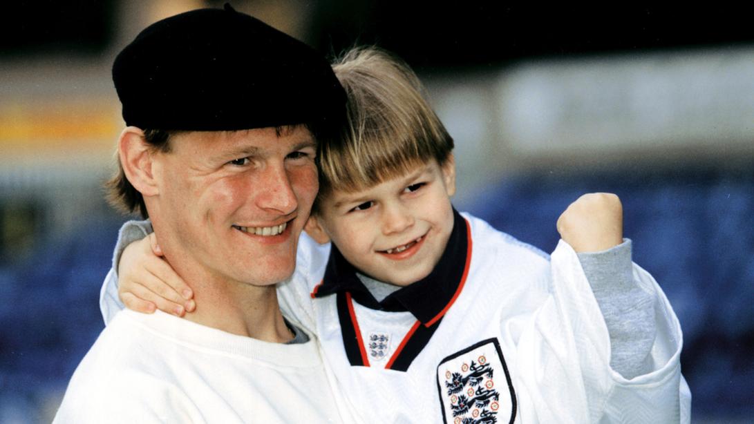 FA Cup: Teddy Sheringham's son, John Terry's shirt & David Beckham