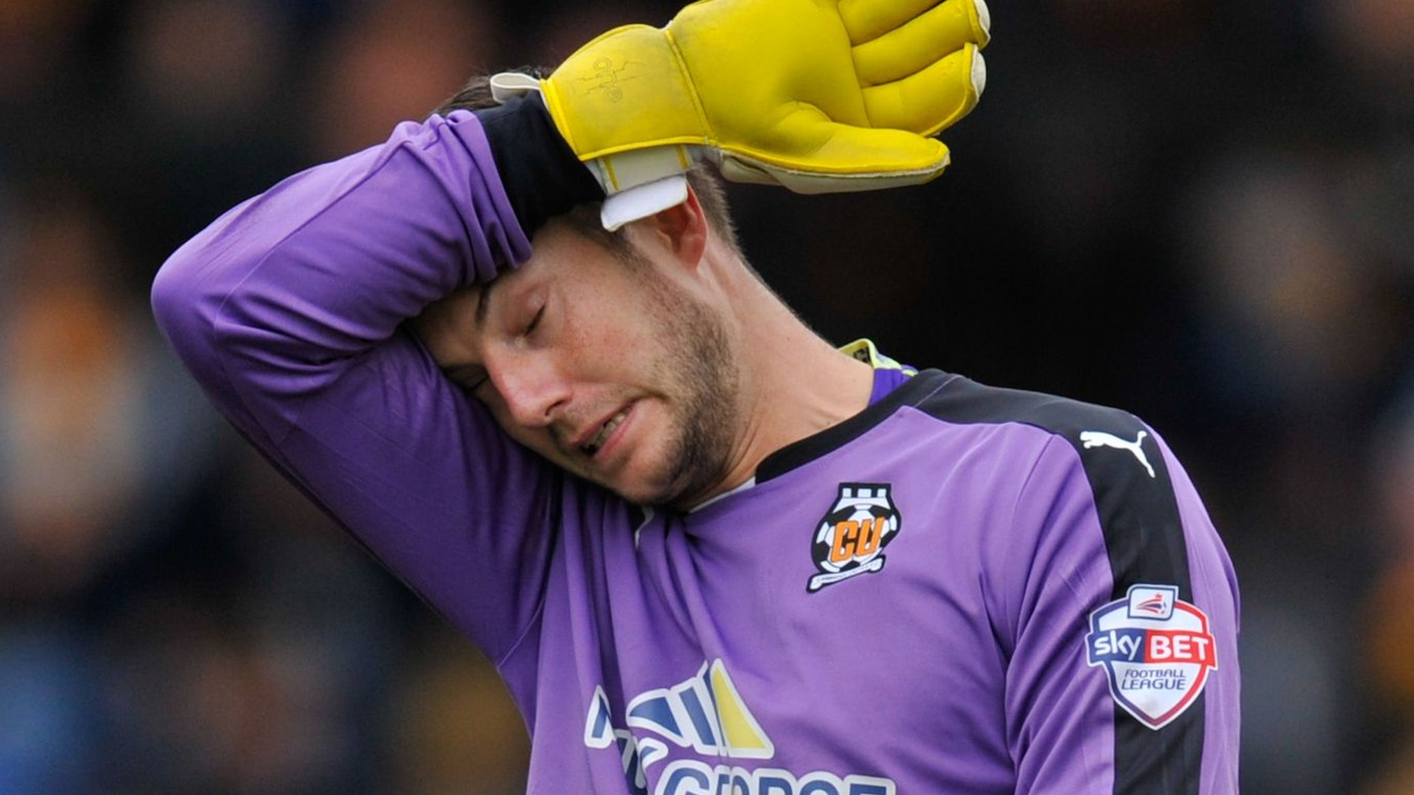Braintree Town - the club who have had eight goalkeepers this season