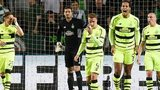 Celtic were beaten 2-0 by Malmo