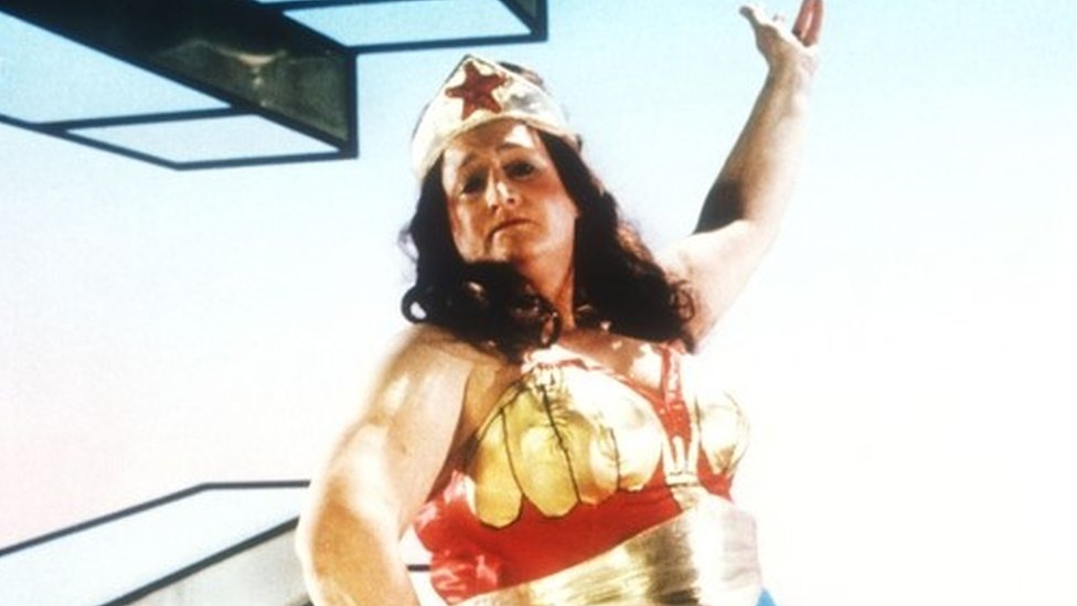 Bella Emberg: Tributes as 'huge comedy talent' dies
