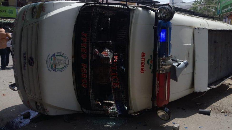 Nine die as Tuticorin Sterlite Copper protest turns violent