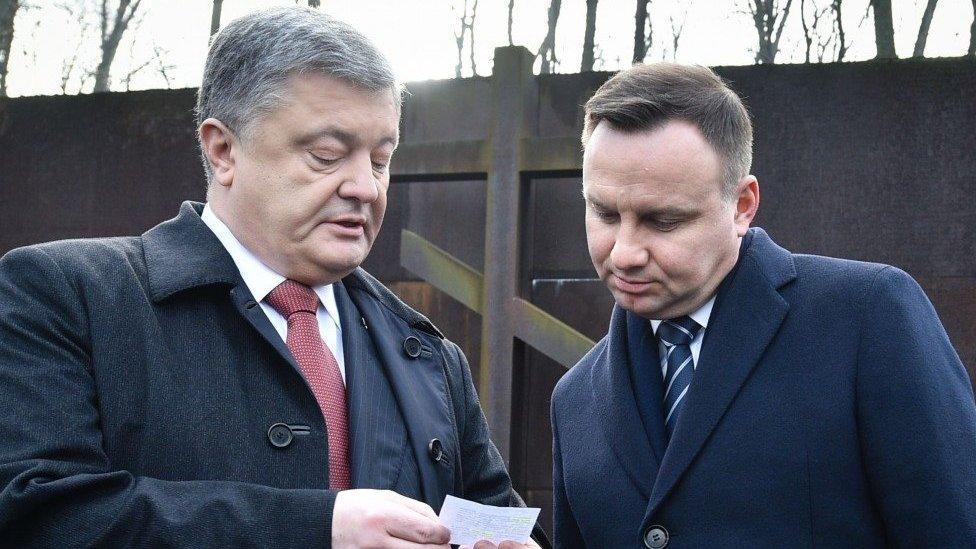 Дуда закликав відновити ексгумацію загиблих в Україні і Польщі