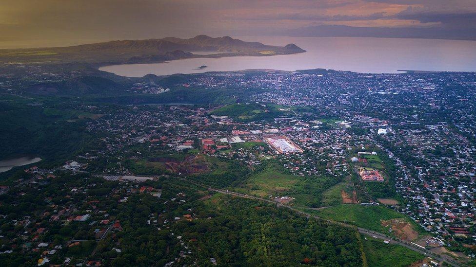 Managua, Nicaragua.