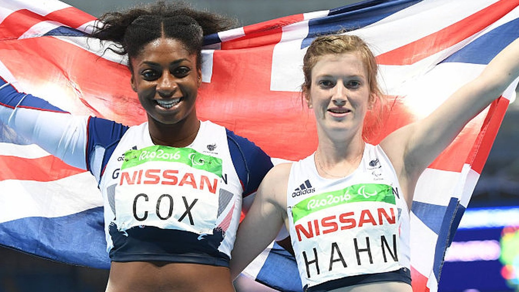 Commonwealth Games: Sophie Hahn & Kadeena Cox in England Para-athletics squad