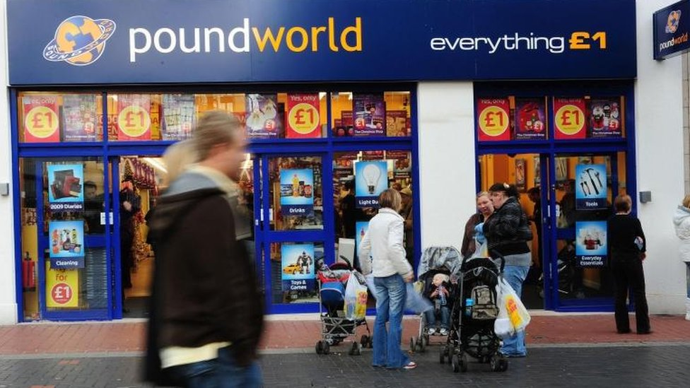 Poundworld to disappear from the High Street