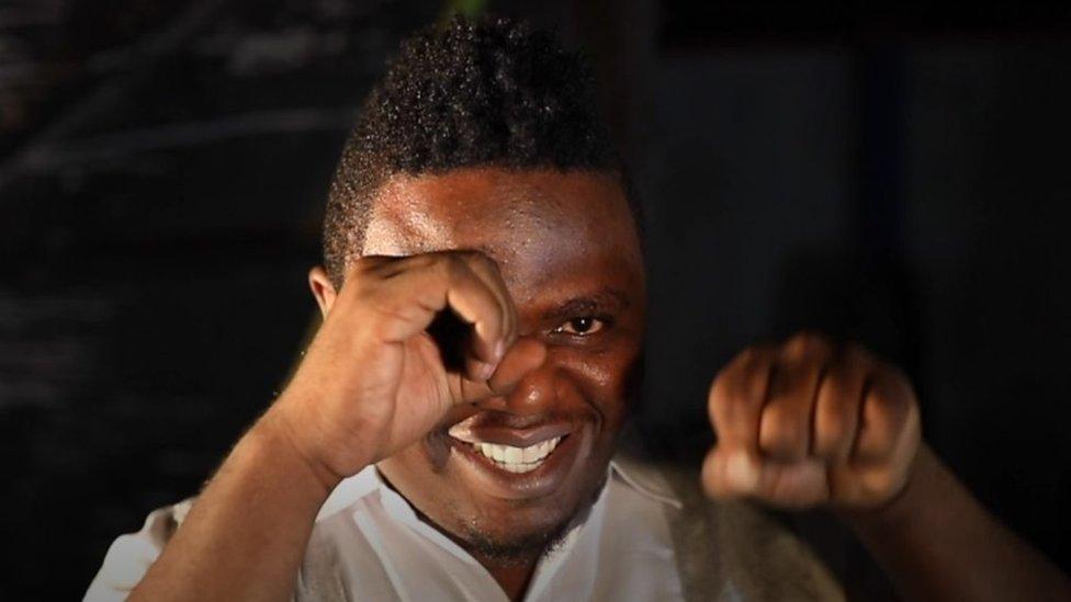 Timoth Conrod: Siku moja nitaweka historia ya Tanzania Hollywood