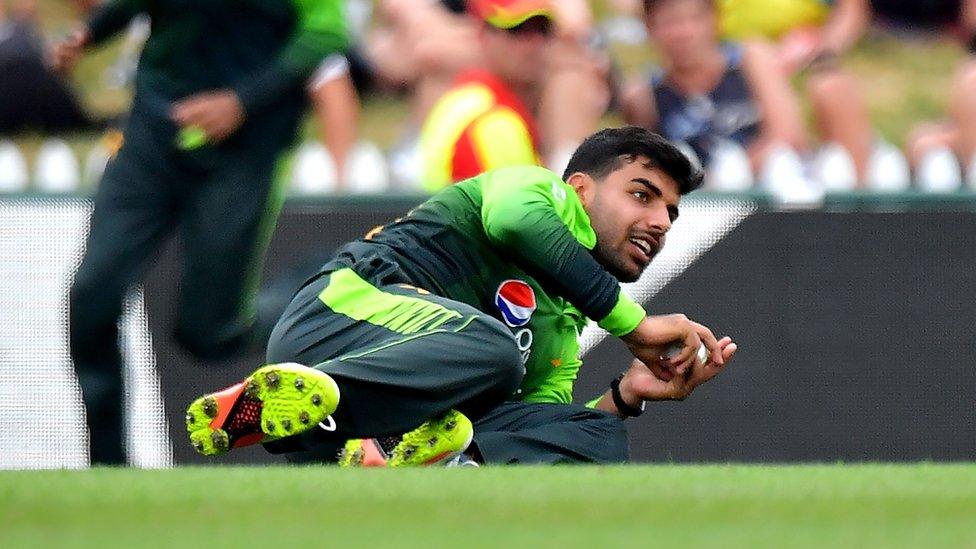 پاکستان بمقابلہ نیوزی لینڈ، دوسرا ایک روزہ میچ تصاویر میں