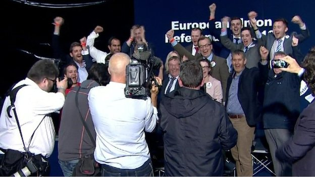 EU referendum: What will leave vote mean for Northern Ireland?