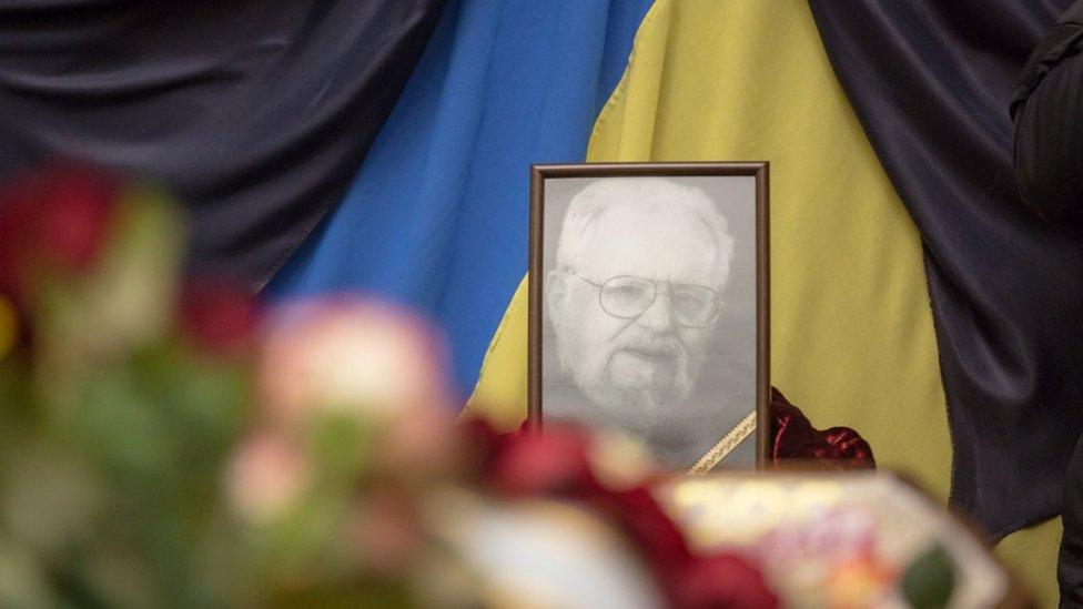 У Києві прощаються з філософом Мирославом Поповичем