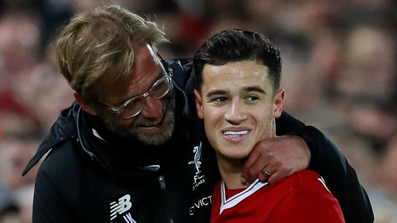 Why Philippe Coutinho surpasses Liverpool legends - and John Stones' injury is a blow for Man City