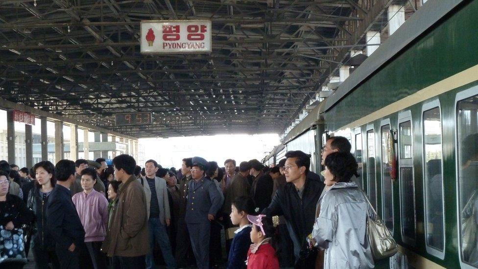 Kim Jong Un asistió a concierto de artistas surcoreanos