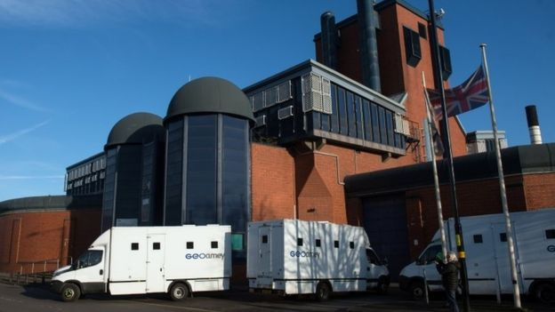 Eight inmates charged with prison mutiny at HMP Birmingham