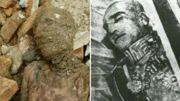 Iran's Reza Shah: Mummified remains 'likely' belong to ex-leader