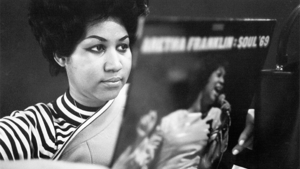 Aretha Franklin: The sound of the civil rights movement