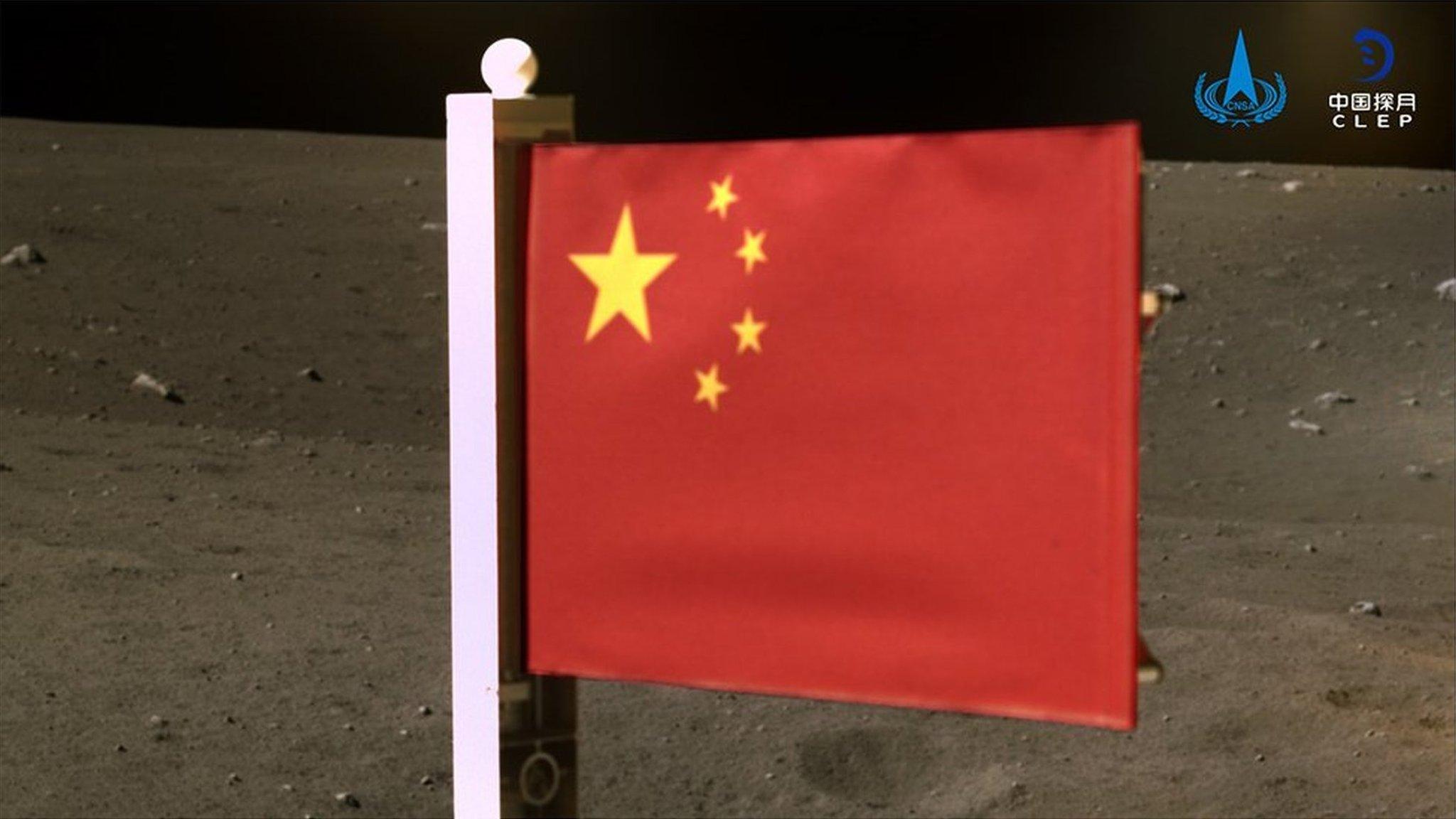 探査 は を て 無人 目指し が の 着陸 機 いる 中国