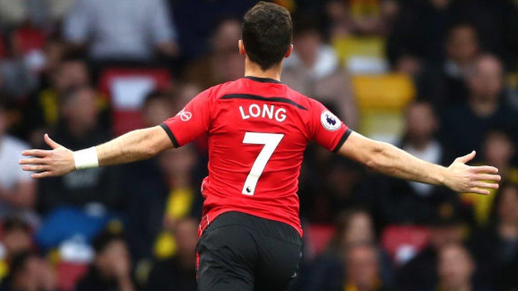 Shane Long: Southampton striker scores quickest goal in Premier League history