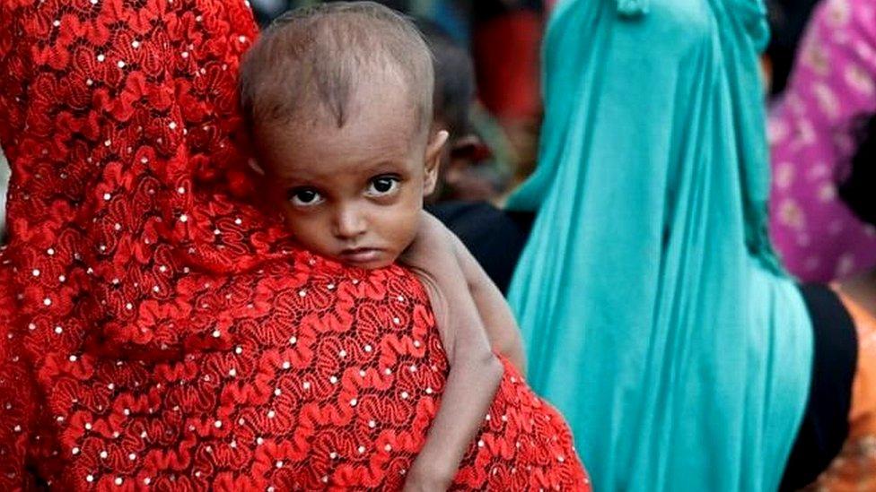 دو دن سے بنگلہ دیش میں روہنگيا کی آمد میں کمی دیکھی گئی ہے