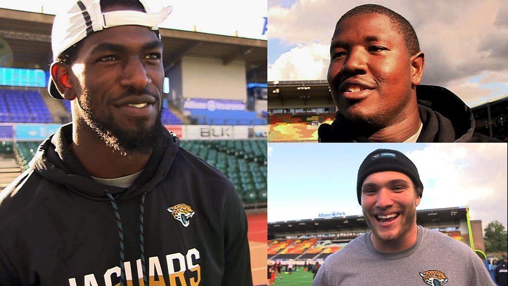 NFL: True or False? Jacksonville Jaguars guess UK place names