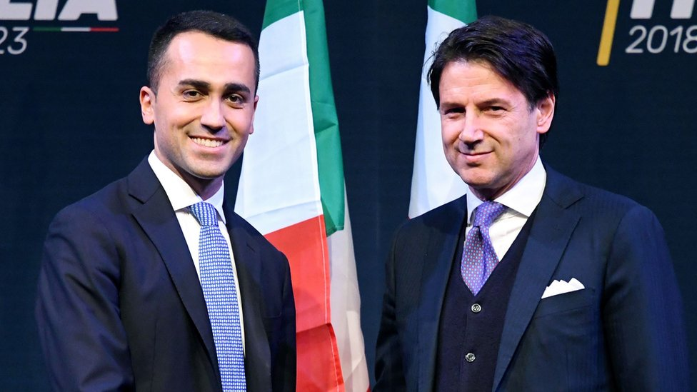 Italy populist government pact: Candidate for prime minister named