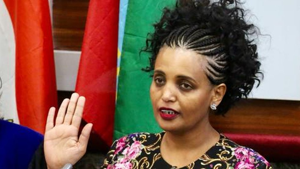 Ethiopian's Birtukan Mideksa appointed election boss
