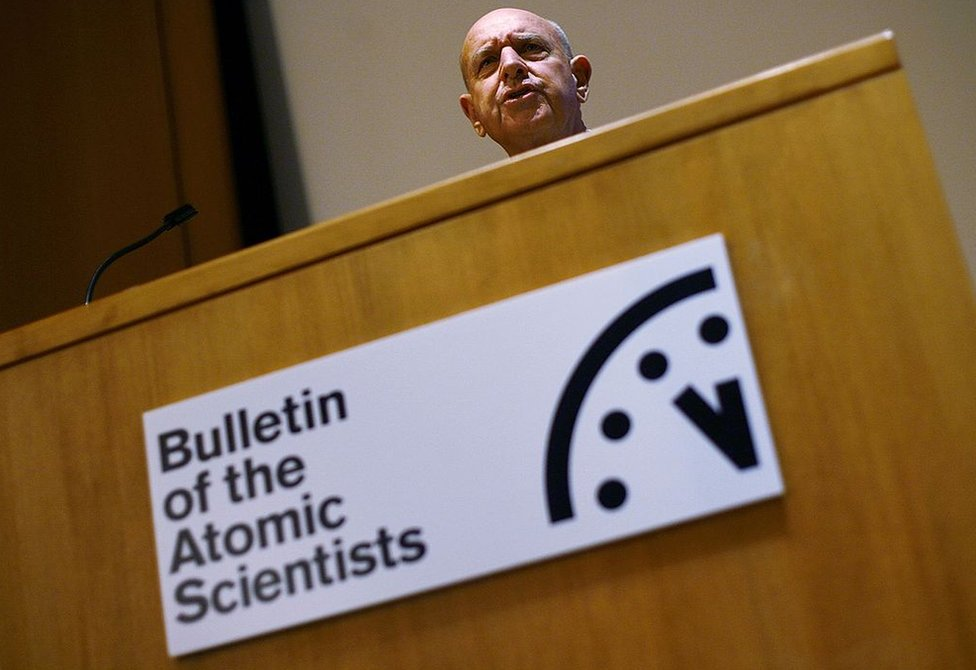 Thomas Pickering el 17 de enero de 2006 en la conferencia organizada por el