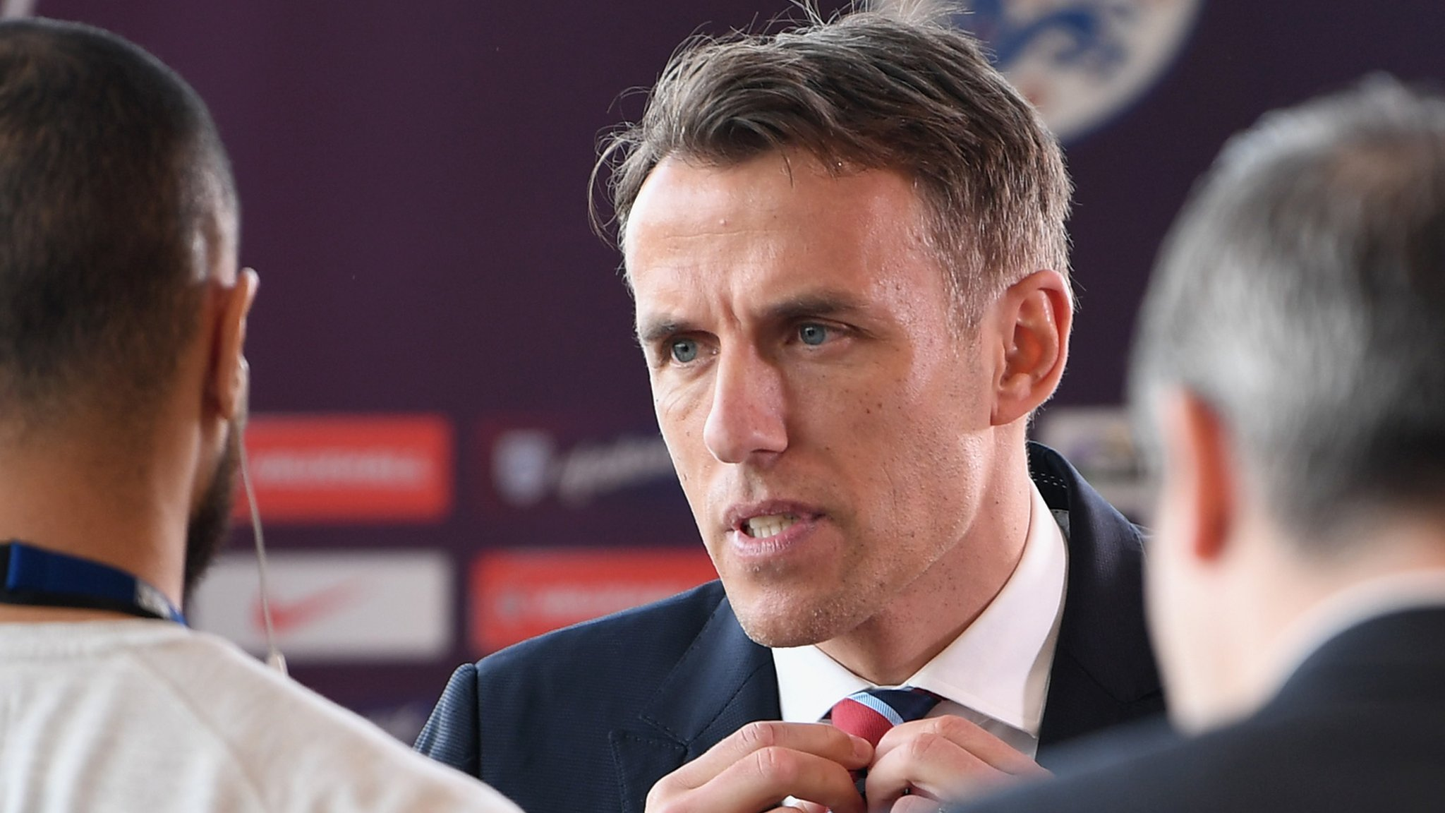 I'm not sexist - Neville responds to tweets controversy