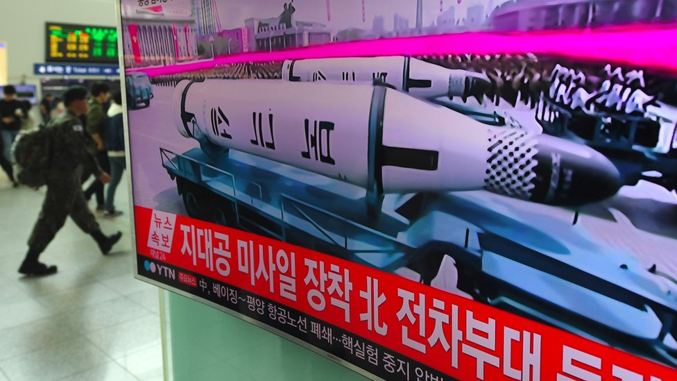 Fake war! North Korea and a history of dummy weapons