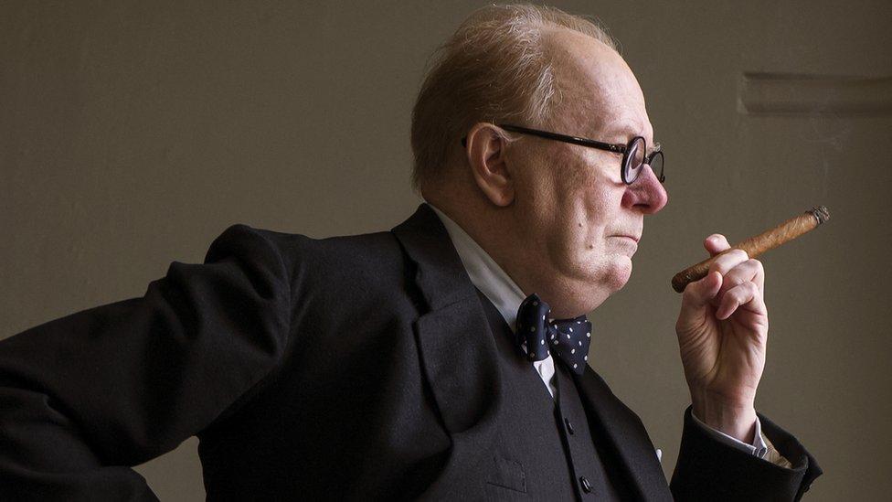 Darkest Hour: Gary Oldman on the 'challenge' of Churchill