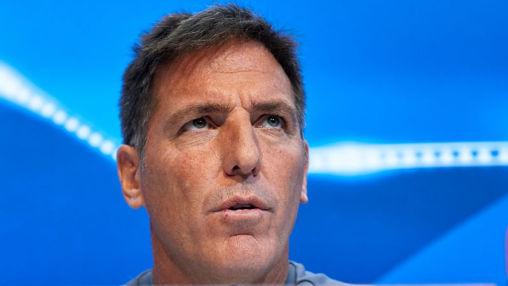 Sevilla confirm Berizzo has cancer - but did not reveal it at half-time
