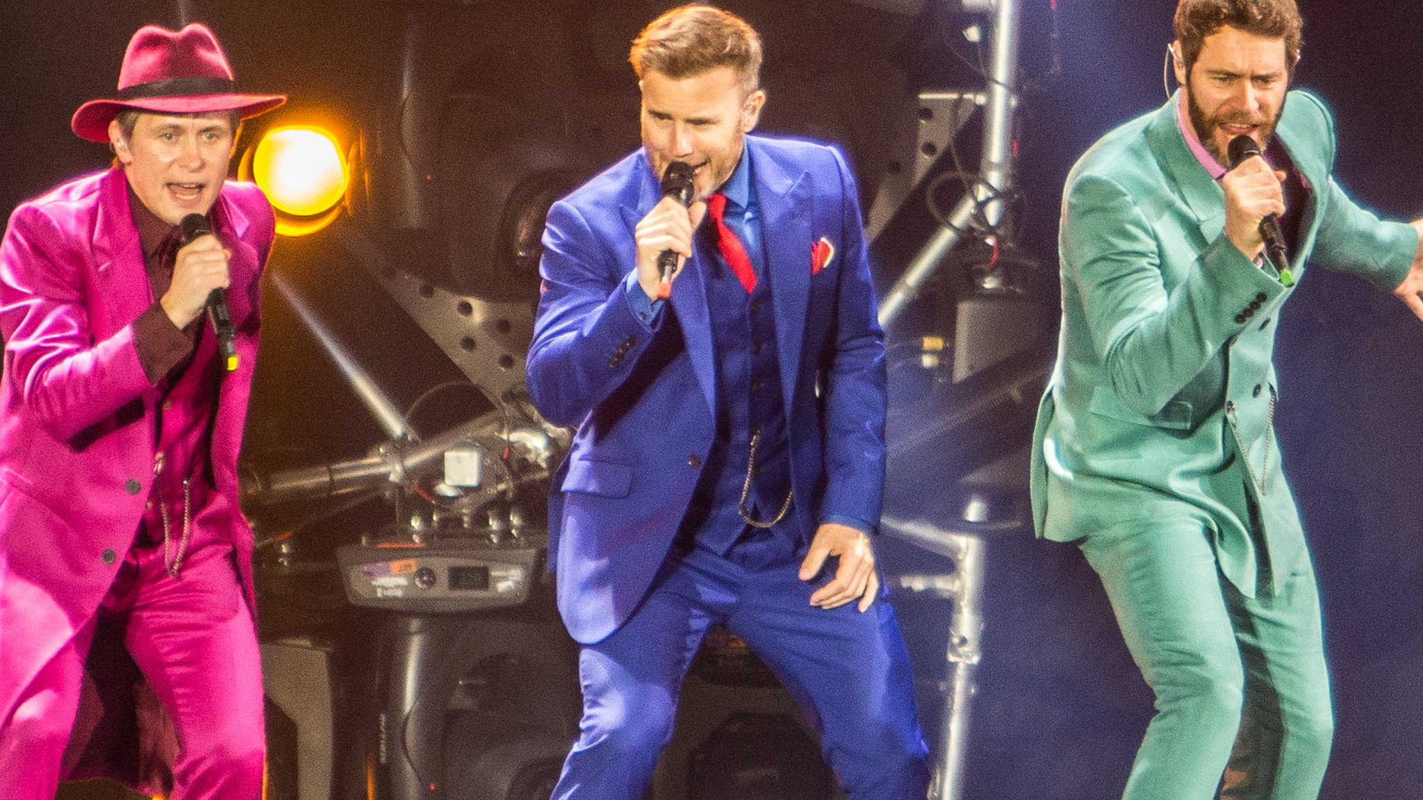 Without Take That we would not have survived - the realities of county cricket finances