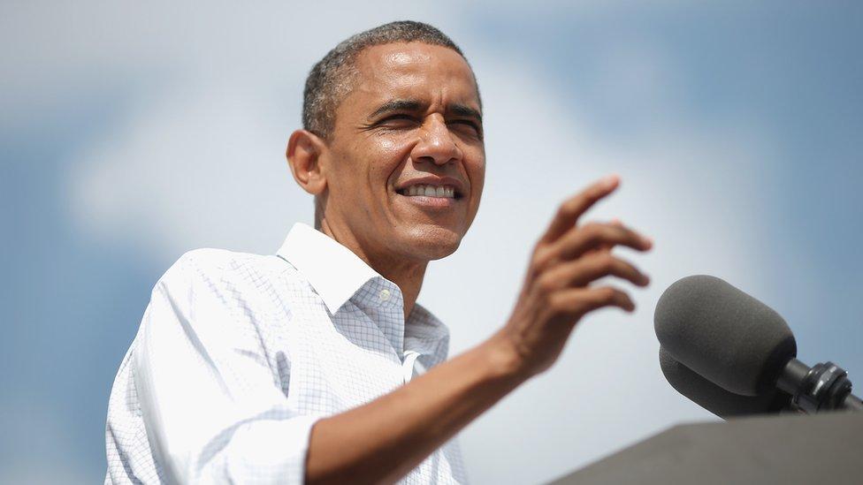 Cada vez que reconocían a Obama o a otro de los famosos del experimento, las ovejas eran premiadas con comida.