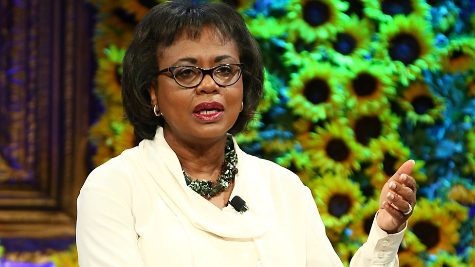 Anita Hill to chair Hollywood harassment commission