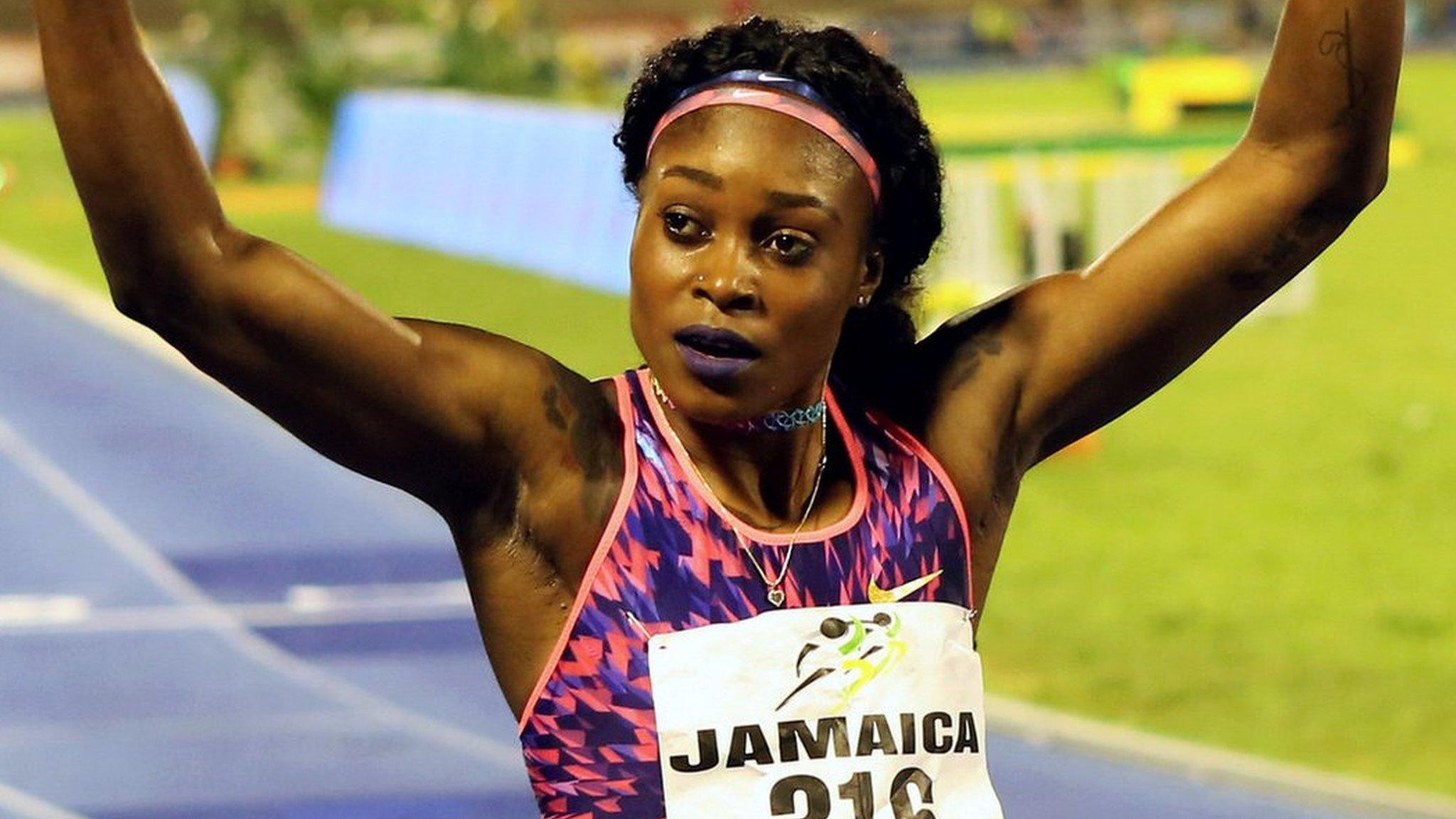 IAAF World Challenge: Elaine Thompson wins 200m in Jamaica