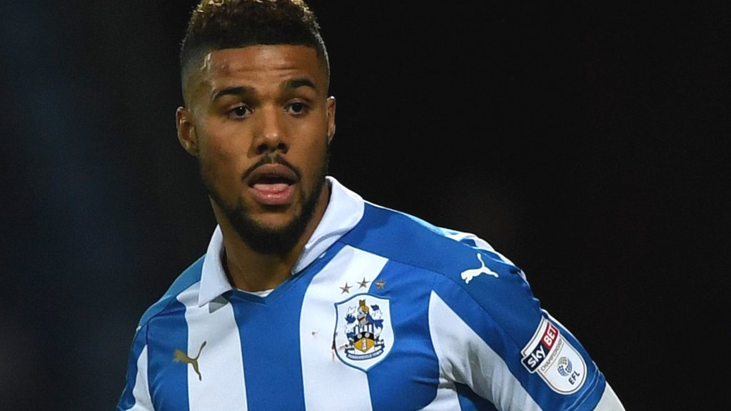 Huddersfield sign loanee Kachunga for £1.1m