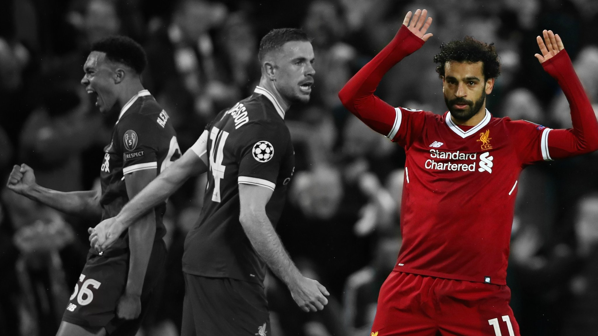 Mohamed Salah: The night the 'phenomenal' Liverpool man downed Roma
