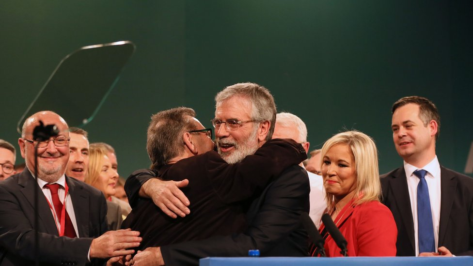 Michelle O'Neill rules herself out as new Sinn Féin leader