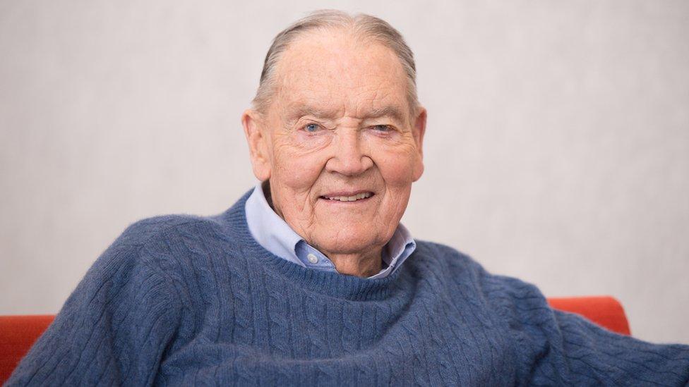 Jack Bogle: The man who pioneered index investing