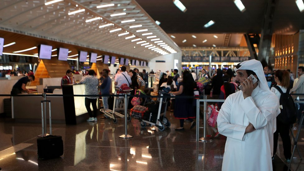 Bandara Doha, Qatar