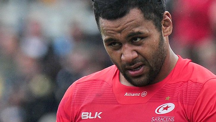 British and Irish Lions 2017: Billy Vunipola withdraws from squad with shoulder injury