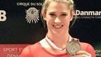 GB win tumbling & trampoline silver