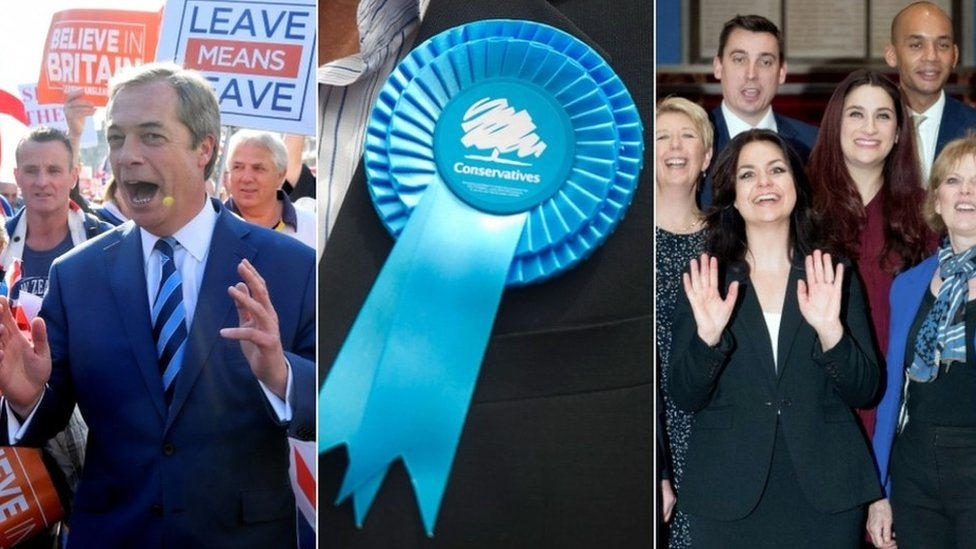 European elections: How the UK is gearing up for likelihood of polls