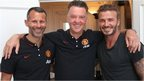 VIDEO: Giggs will be Man Utd boss - Beckham