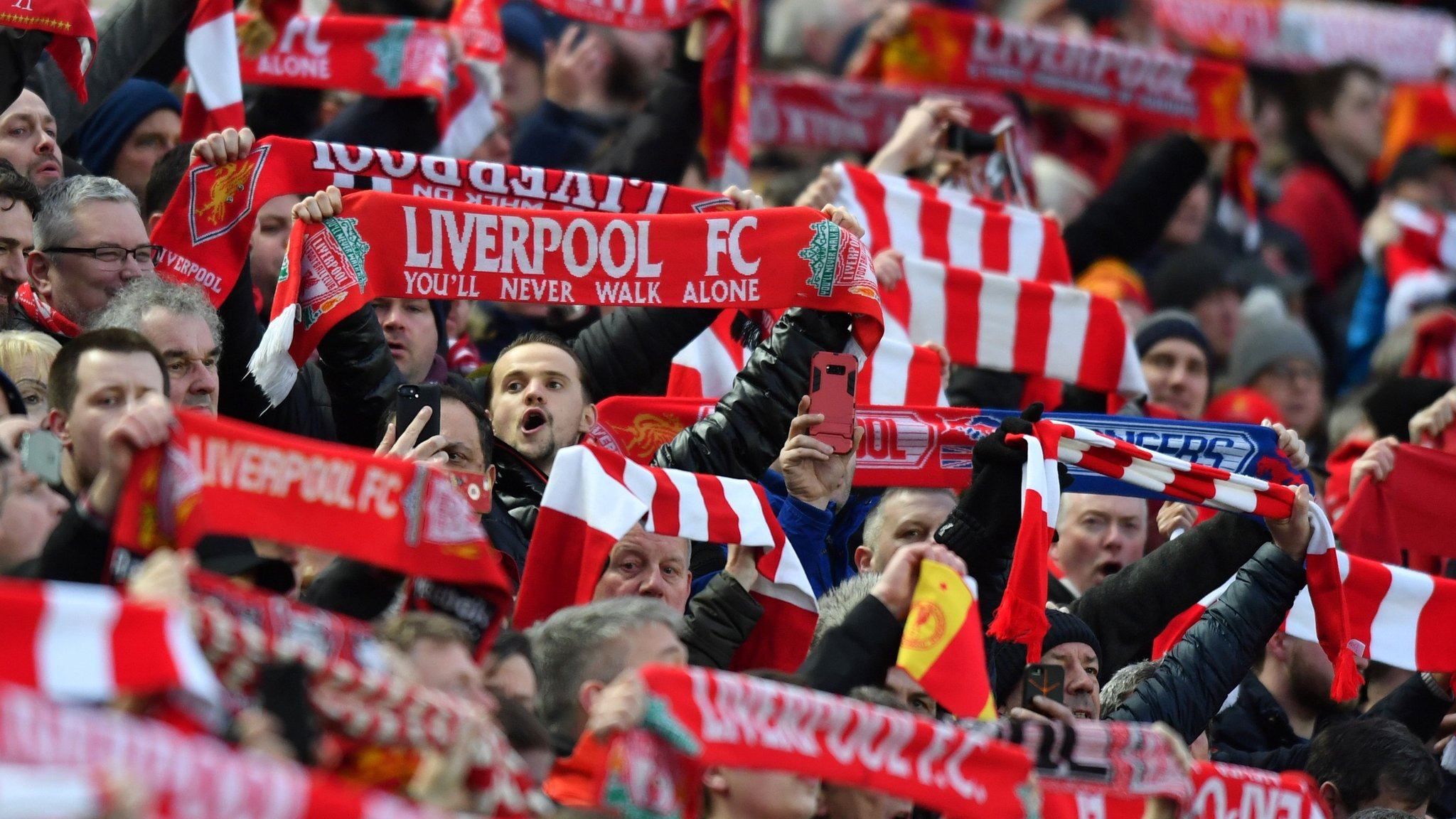 Liverpool: Champions League tickets role for Anfield club