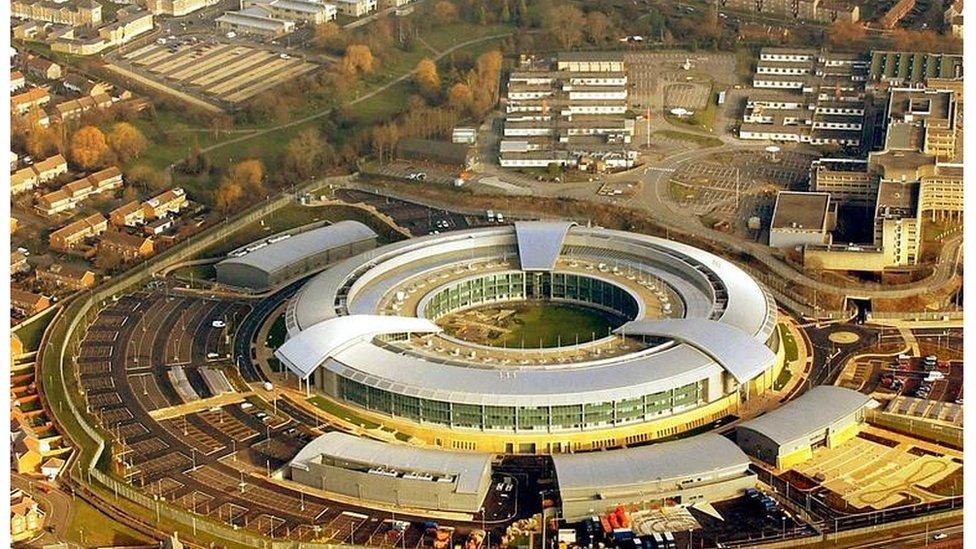 Social media data shared by spy agencies