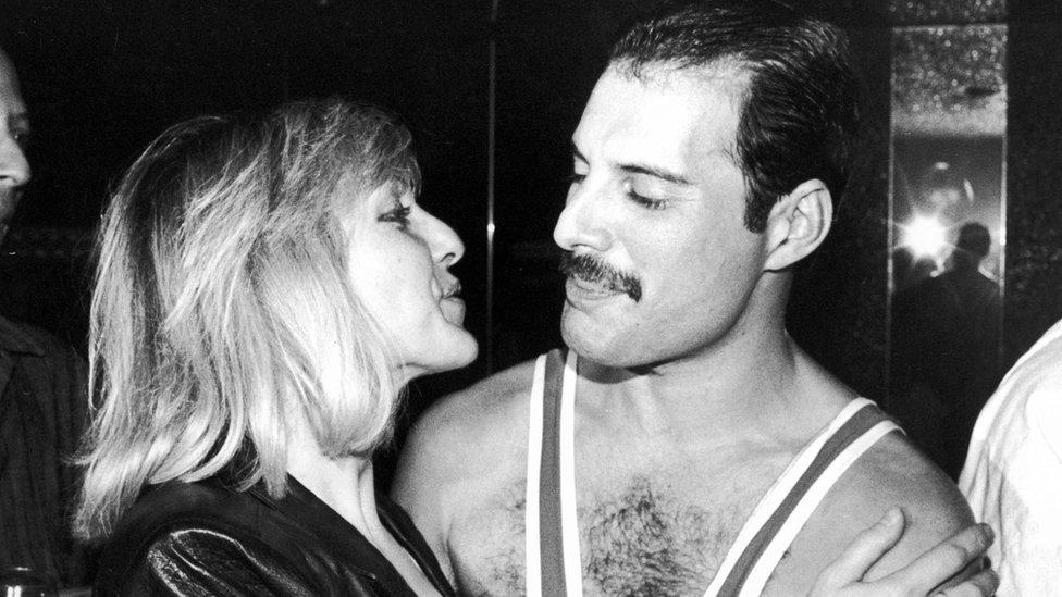 Bohemian Rhapsody: quién es Mary Austin, el gran amor en la vida de Freddie Merc ...