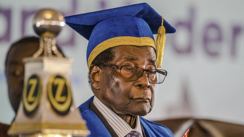 Zimbabwe: Mysteries remain about Mugabe's downfall